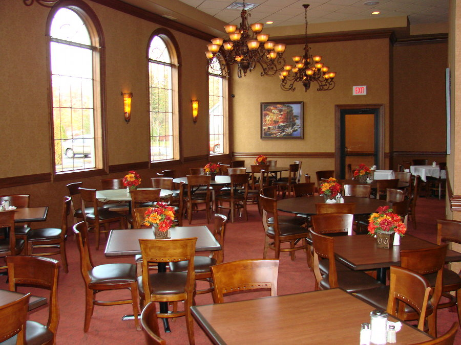 Book Your Next Special Event In Our Elegant Banquet Room
